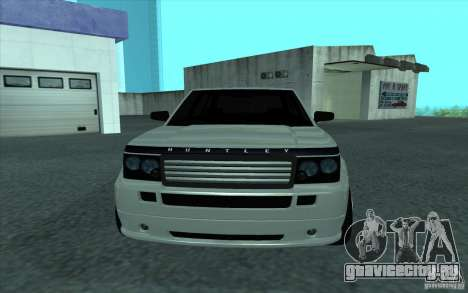 Huntley из GTA 4 для GTA San Andreas вид справа