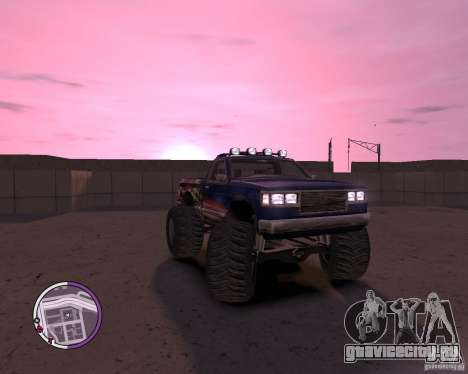 Monster from San Andreas для GTA 4