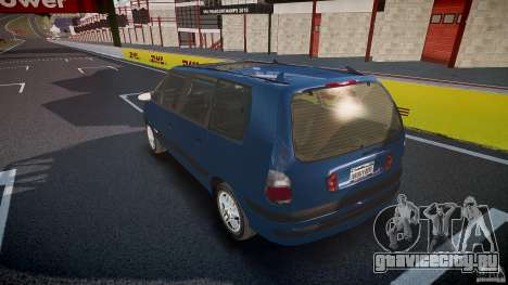 Renault Grand Espace III для GTA 4 колёса