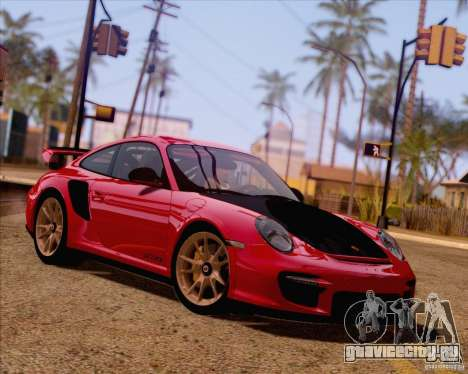 SA_NGGE ENBSeries v1.1 для GTA San Andreas десятый скриншот