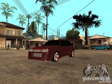 ВАЗ 2108 Tuning для GTA San Andreas