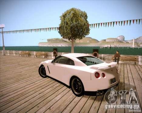 ENBSeries by slavheg для GTA San Andreas шестой скриншот