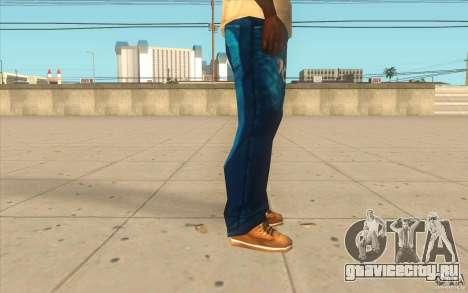 Remix-Evisu-Joker-Burberry Hose для GTA San Andreas четвёртый скриншот