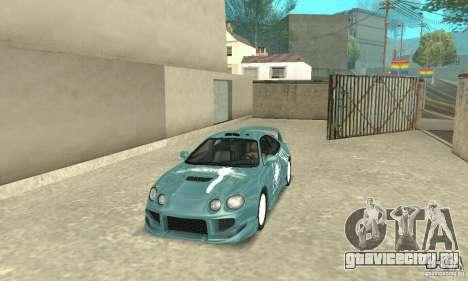Toyota Celica GT-Four v1.1  1994 для GTA San Andreas