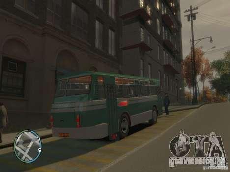 ЛАЗ-ДАЗ 695Н для GTA 4