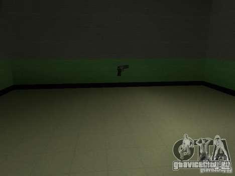 Вход в полицейскую зону в Сан Фиеро для GTA San Andreas шестой скриншот