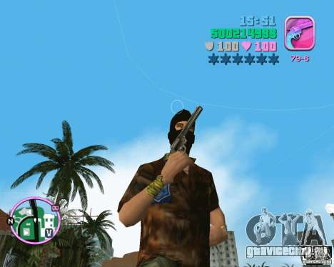 Stalker для GTA Vice City пятый скриншот