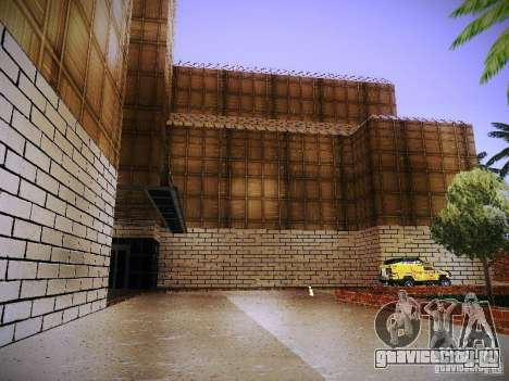 Новый госпиталь Лос-Сантоса для GTA San Andreas четвёртый скриншот