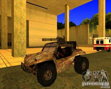 Desert Bandit для GTA San Andreas