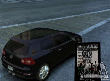 Тема GTAViceCity.RU для GTA 4 третий скриншот