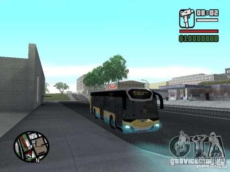 CitySolo 12 для GTA San Andreas вид сбоку