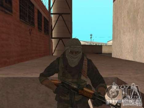 Душман 2 из COD4MW для GTA San Andreas
