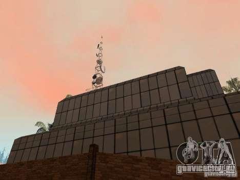 Новый госпиталь в Лос Сантосе для GTA San Andreas