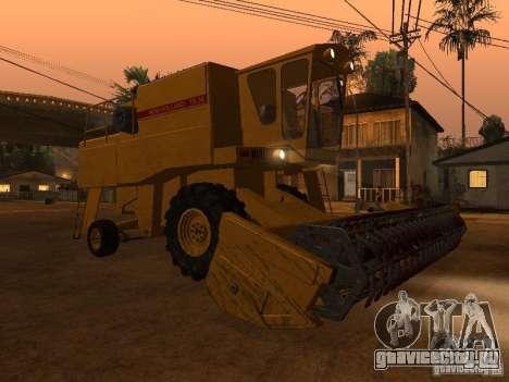 Holland TX 34 C для GTA San Andreas