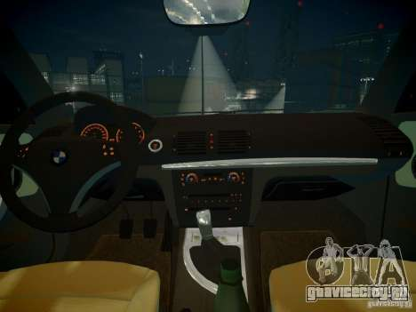 BMW 120i для GTA 4 вид сбоку
