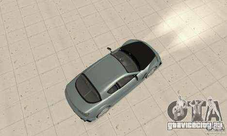 Mazda RX-8 Tuning для GTA San Andreas вид сзади