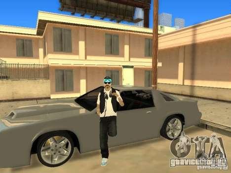 Skinpack Rifa Gang для GTA San Andreas четвёртый скриншот