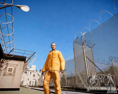 The prison Rob для GTA 4 третий скриншот