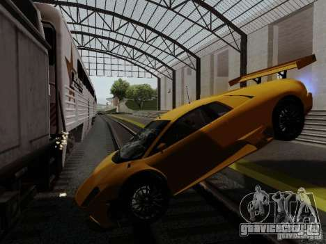 Crazy Trains MOD для GTA San Andreas