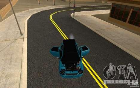 ВАЗ 2170 Пенза тюнинг для GTA San Andreas вид сбоку