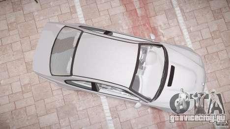 BMW M3 e46 v1.1 для GTA 4 вид сверху
