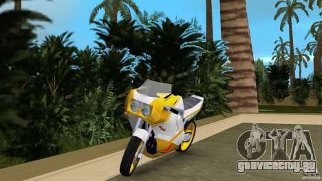 Suzuki GSX-R 750 1989 для GTA Vice City