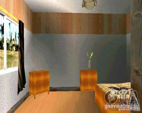 Новый дом CJ v2.0 для GTA San Andreas шестой скриншот