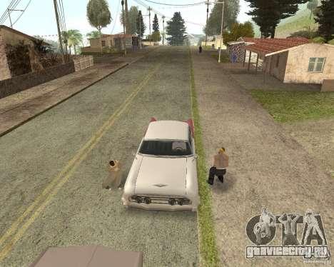 More Hostile Gangs 1.0 для GTA San Andreas четвёртый скриншот