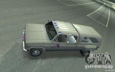Chevrolet Silverado для GTA 4