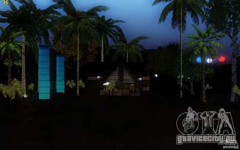 New Country Villa для GTA San Andreas второй скриншот