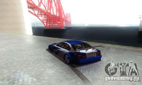 iPrend ENBSeries v1.1 BETA для GTA San Andreas четвёртый скриншот