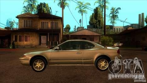 Oldsmobile Alero 2003 для GTA San Andreas вид слева