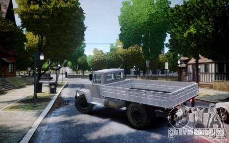 ГАЗ-3308 для GTA 4 вид слева
