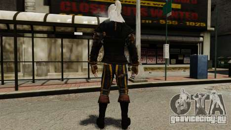 Геральт из Ривии v1 для GTA 4 третий скриншот