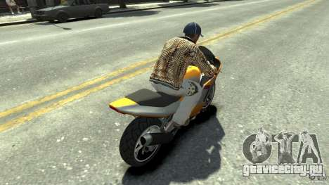 White clothes pack для GTA 4 четвёртый скриншот