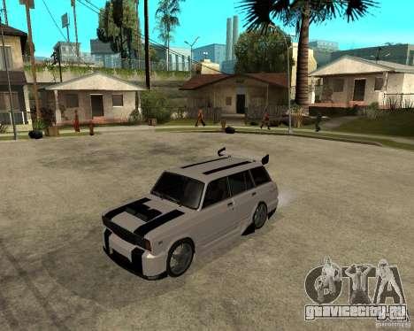 ВАЗ 2104 Hard Tuning для GTA San Andreas