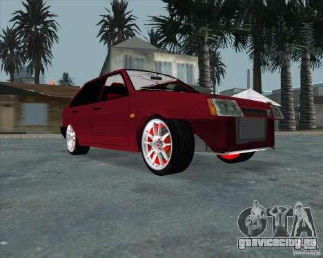 ВАЗ 2109 Drift для GTA San Andreas