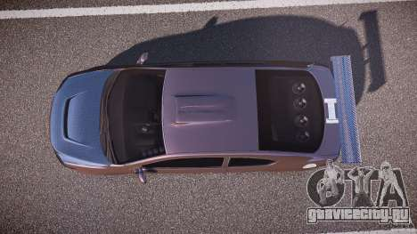 Toyota Scion TC 2.4 Tuning Edition для GTA 4 вид справа