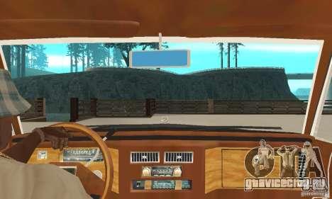 Cadillac Coupe DeVille 1985 для GTA San Andreas вид справа