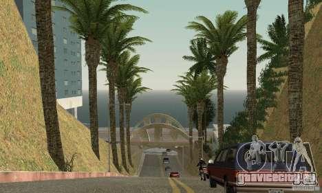 Green Piece v1.0 для GTA San Andreas седьмой скриншот