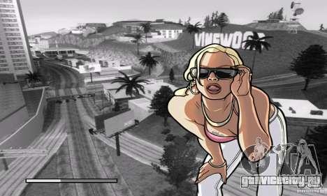 Loadscreens in GTA-IV Style для GTA San Andreas пятый скриншот