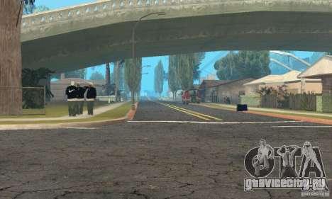 Грув стрит для GTA San Andreas третий скриншот