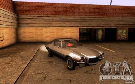 Chevrolet Camaro Z28 для GTA San Andreas