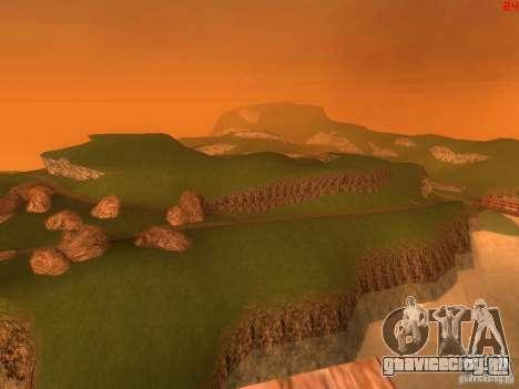 Without the desert для GTA San Andreas шестой скриншот