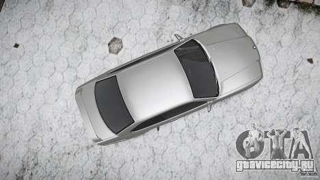 BMW E36 328i v2.0 для GTA 4 вид сверху