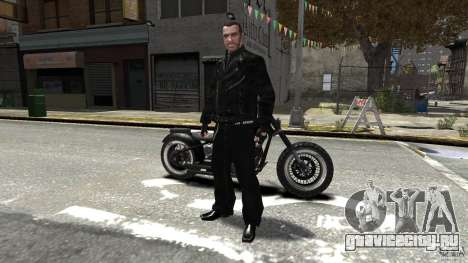 Metal Clothes FULL Pack v1 для GTA 4
