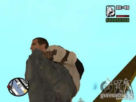 Desmond Miles для GTA San Andreas десятый скриншот