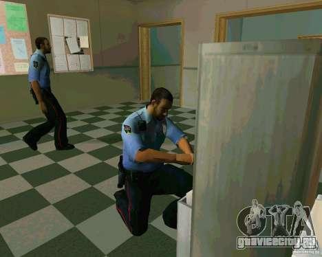 Azeri Polis для GTA San Andreas второй скриншот