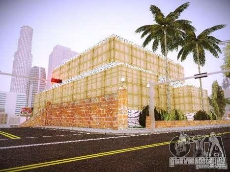 Новый госпиталь Лос-Сантоса для GTA San Andreas восьмой скриншот