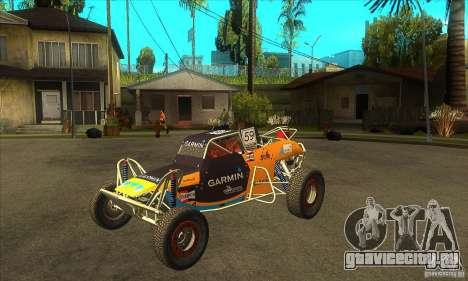 Dirt 3 Stadium Buggy для GTA San Andreas